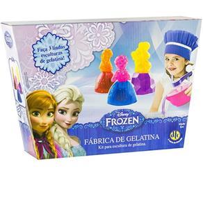 Fabrica de Gelatina Disney Frozen - DTC