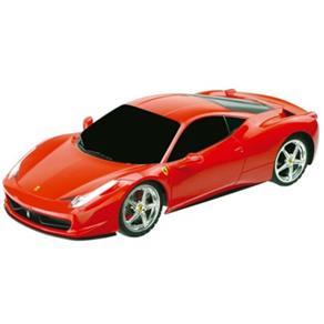 Ferrari 458 Italia de Controle Remoto - Multikids BR441