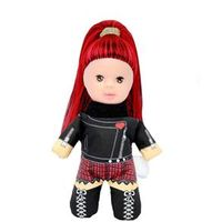 Fofolete Dark Fashion Scarlet Vampira - Estrela