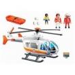 Helicóptero de Emergência Médica Playmobil 1164 - Sunny