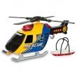 Helicóptero de Resgate Amarelo e Azul - Road Rippers - Rush & Rescue - DTC