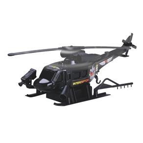 Helicóptero Sky Cop Preto - Cardoso