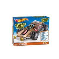 Hot Wheels Blocos Carrinho Radical Doobug 95 - Fun Divirta - se