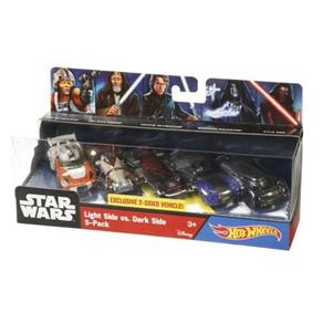 Hot Wheels Pack Star Wars - Mattel