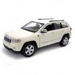 Jeep Grand Cherokee Laredo 1:24 Maisto Branco