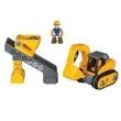 Kit de Montagens - CAT Junior - Escavadeira e Personagem - DTC
