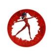 Lady Bug Roda Giratória - Sunny