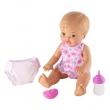 Little Mommy - Bebê Faz Xixi - Hora de Fazer Xixi - Mattel