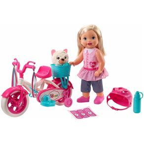 Little Mommy - Boneca Meu Primeiro Passeio