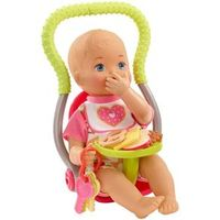 Little Mommy Primeiro Lanchinho - Mattel