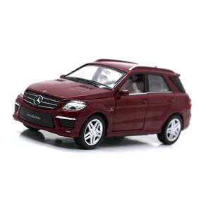 Mercedes Benz ML63 AMG Luz Som Fricção 1 / 32 California Action