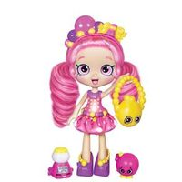 Mini Boneca Shopkins - Bubbleisha Shopies - DTC