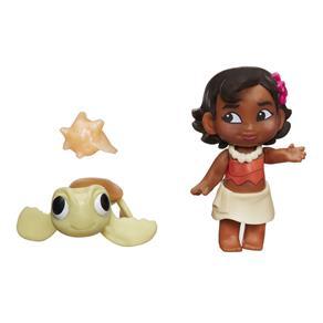 Mini Figura - Moana Criança - Moana - Disney - Hasbro