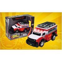 Mini Rush e Rescue Ambulancia 2985