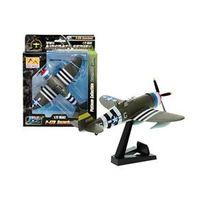 Miniatura De Avião Militar P - 47D Usa 56Th Fg 8Th Af Usaaf 5F
