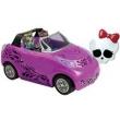 Monster High - Carrinho Controle Remoto 7 funções - Ghost Car - Candide