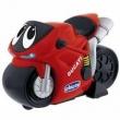 Moto Chicco Turbo Touch Ducatti - Vermelho