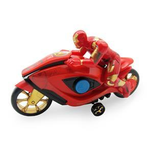 Moto de Fricção - Marvel Avengers - Iron Man - Toyng