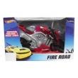 Moto Fire Road Hot Wheels - Vermelha - Candide