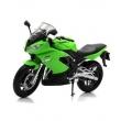 Moto Kawasaki Ninja 650R 1 / 10 Welly