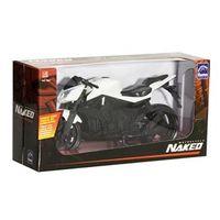 Moto Naked Motorcycle - Roma Jensen