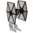 Nave Star Wars - First Order Tie Fighter - Hot Wheels - Mattel