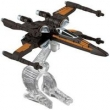 Nave Star Wars Poe`S X - Wing Fighter Hot Wheels