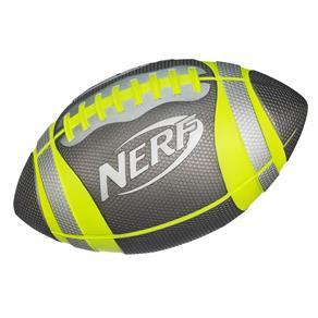 Nerf Sports Bola de Futebol Americano Verde - Hasbro