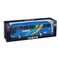 Ônibus Iveco Azul - Usual Brinquedos