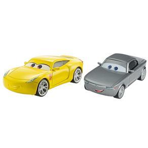 Pacote Carros 3 Sterling E Cruz Ramirez - Mattel