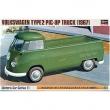 Pick - up Volkswagen Kombi 1967