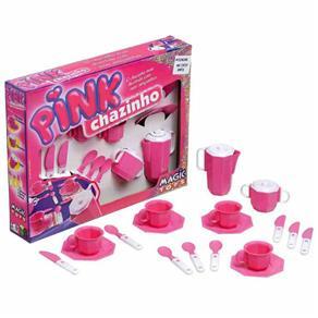 Pink Chazinho Magic Toys - Rosa