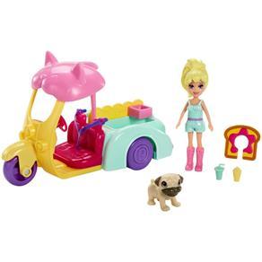 Polly Carrinho dos Bichinhos - Mattel