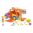 Polly Pocket - Carro de Acampar - Mattel
