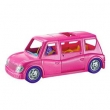 Polly Pocket - Polly com Veículo - Limousine Fashion - Mattel
