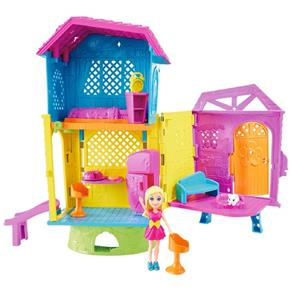 Polly Pocket Super Clubhouse Mattel Dhw41
