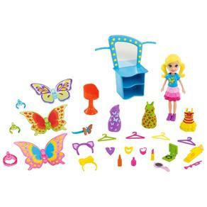 Polly Transformação Borboleta - Mattel