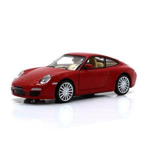 Porsche 911 Carrera S 997 Luz Som e Fricção 1 / 32 California Action