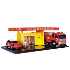 POSTO CORPO DE BOMBEIROS - POLIPLAC - 5894 POLIPOSTO
