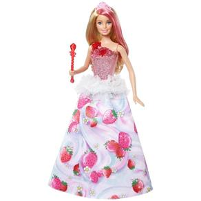 Princesas Reinos do Doce Barbie - Mattel DYX28