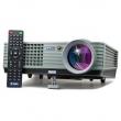Projetor 2200 Lumens Mini Led - Betec Brasil - Data Show - HDMI, VGA, AV - RCA, YCBCR e USB
