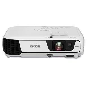 Projetor Epson PowerLite X36+ XGA 3600 ANSI Lumens 3LCD Zoom 1.2X