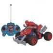 Quadriciclo de Controle Remoto Candide Web Tracker Marvel Homem Aranha com 7 Funções - Azul / Vermelho