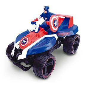 Quadriciclo de Fricção Capitão América 29490 - Toyng
