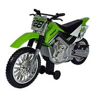 Road Rippers - Wheelie Bike Moto Kawasaki KLX 140 Verde - DTC