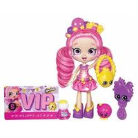 Shopkins - Boneca Shoppies Chiclélia - Mattel