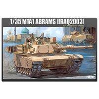 Tanque M1A1 - Abrams - Iraque 2003 - Academy