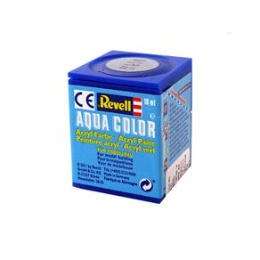 TINTA REVELL AQUA COLOR PRETO BRILHANTE REV 36107