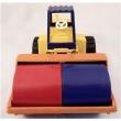 Trator Colorido Coleção Toys