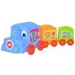 Trenzinho Locomotiva Animada Pedagógica - Calesita 733